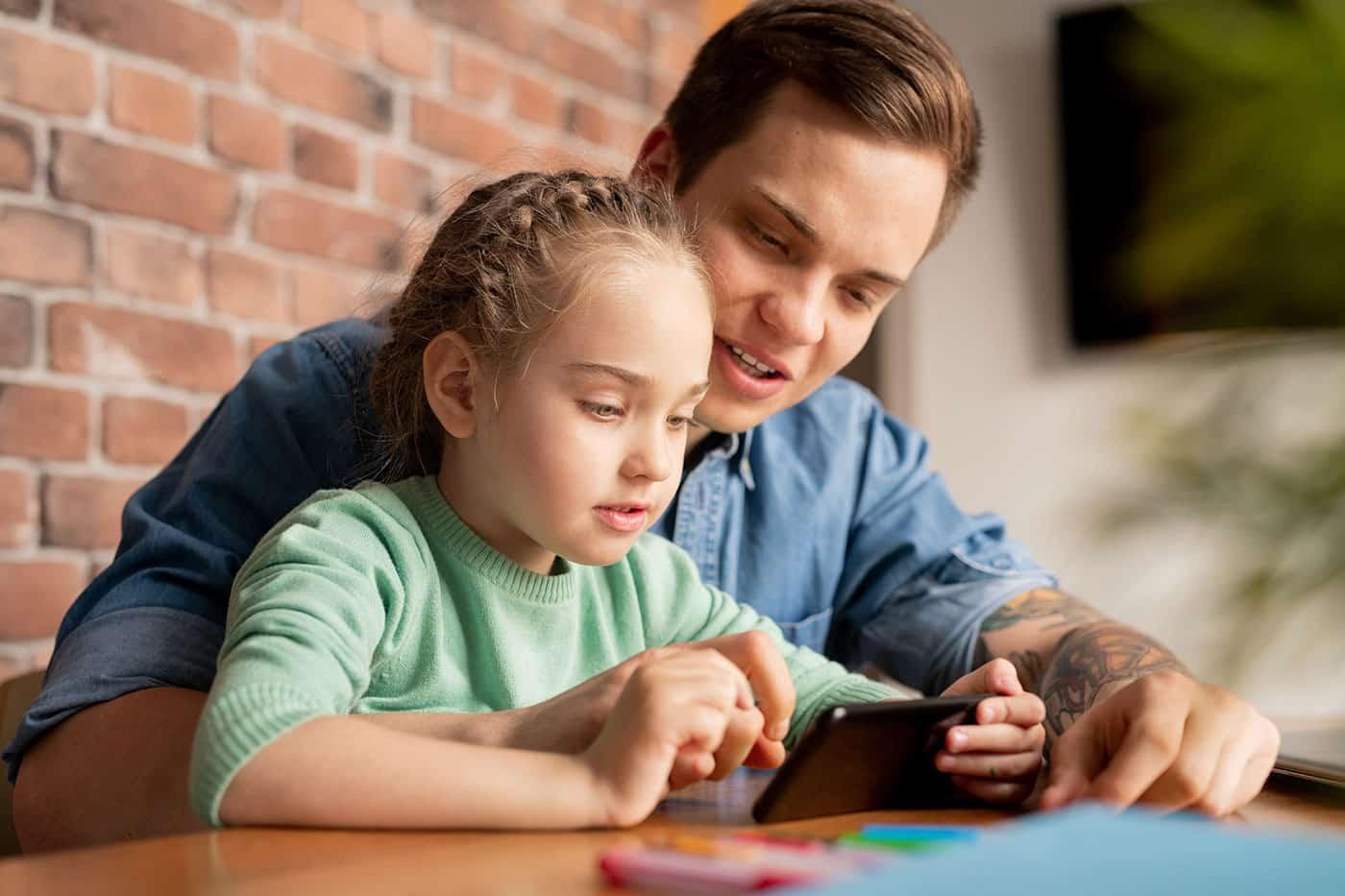 ¿Cómo afecta la tecnología a los niños?