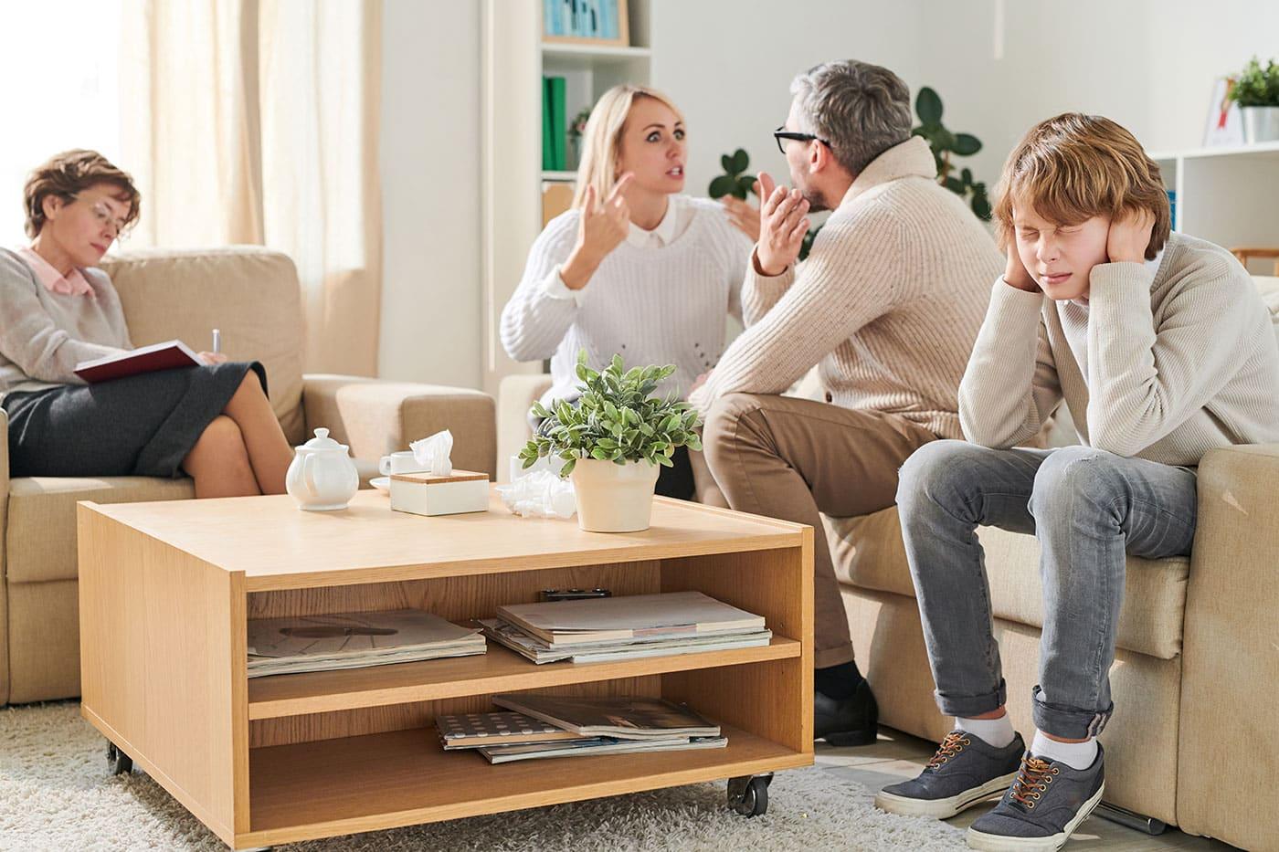 10 consejos para comunicar un divorcio a los hijos
