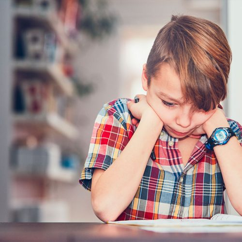 ¿Qué son los problemas escolares?