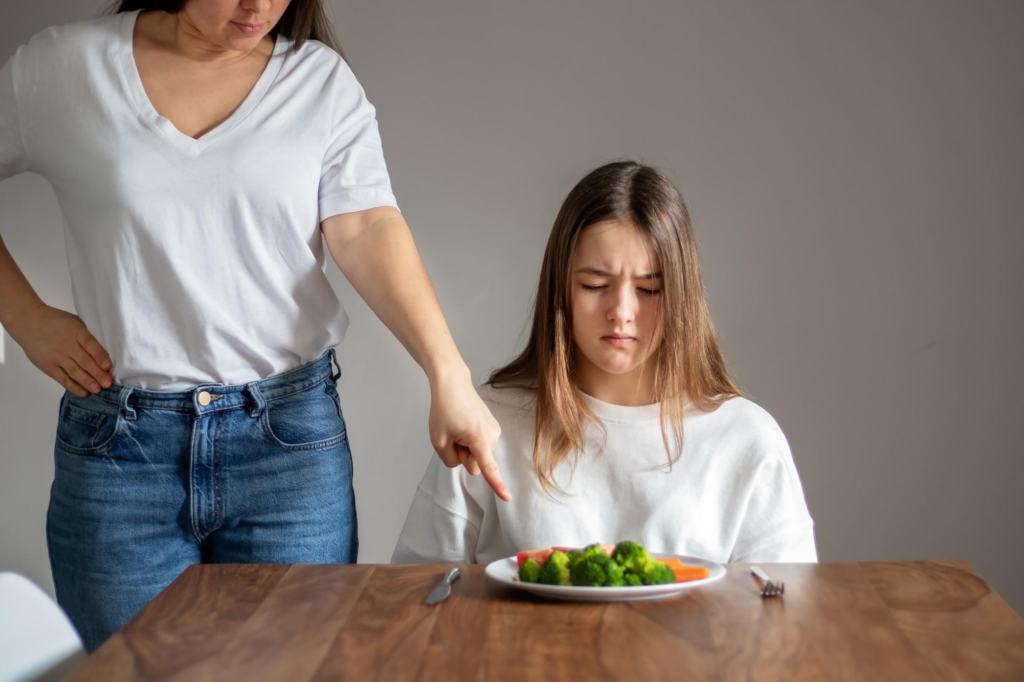 ¿Tiene mi hijo/a Anorexia?