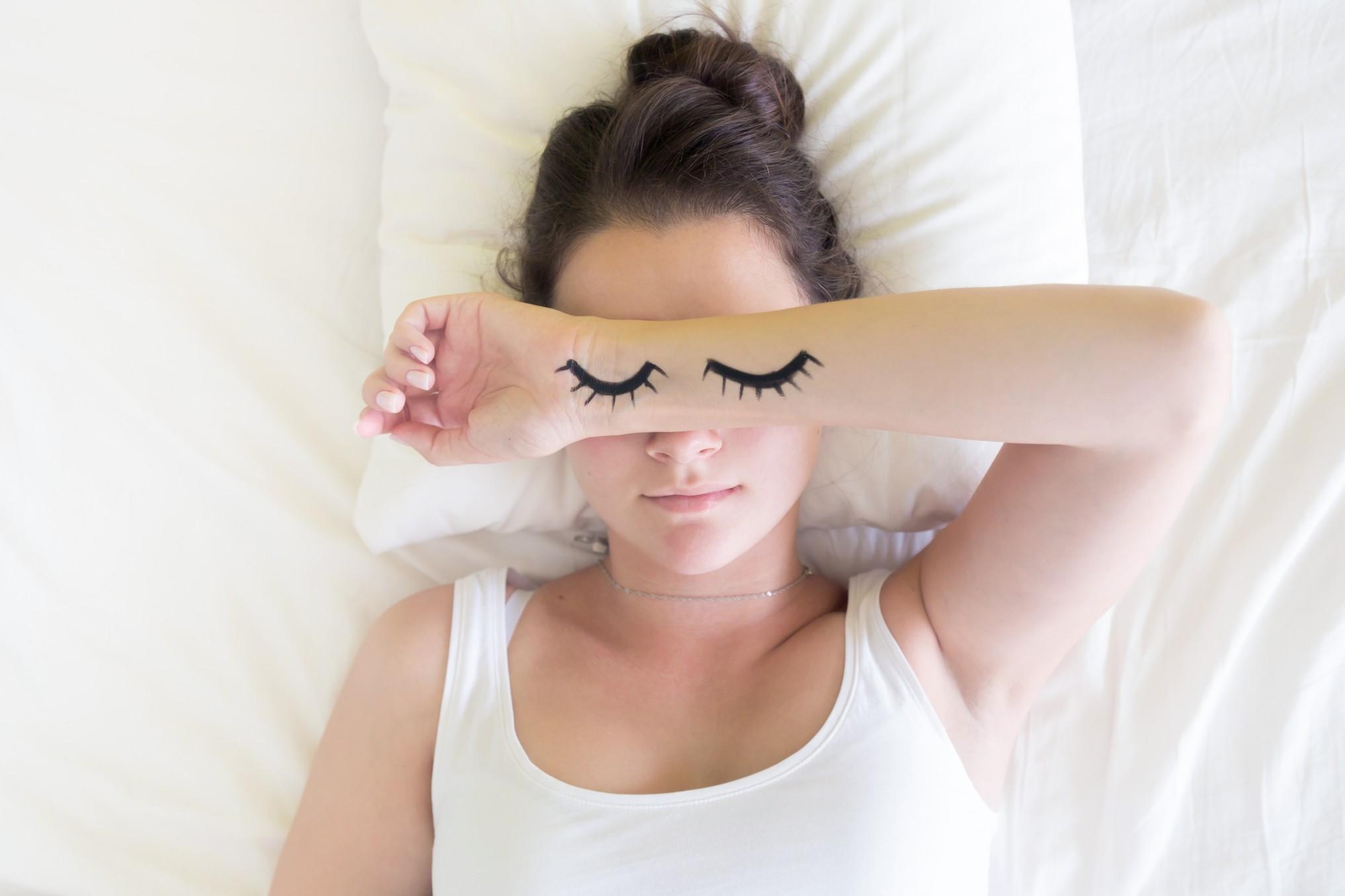 """""""No puedo dormir"""" – Tratamiento del insomnio"""